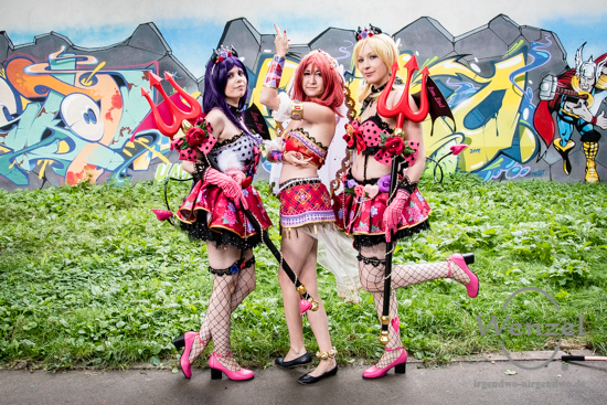 Contaku – japanische Popkultur auf dem Moritzhof –  Foto Wenzel-Oschington.de
