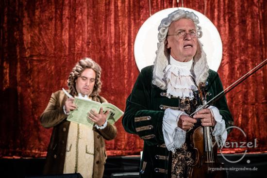 Lange TelemannNACHT mit barocker Musik, Tanz & Musiktheater –  Foto Wenzel-Oschington.de