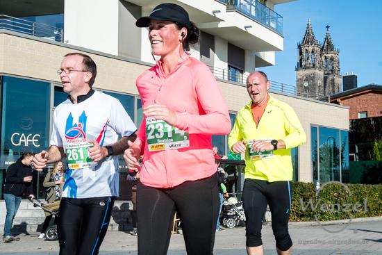 14. Magdeburg-Marathon –  Foto Wenzel-Oschington.de