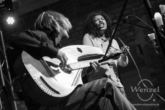 Boi Akih Duo – Freie Klänge Festung Mark –  Foto Wenzel-Oschington.de