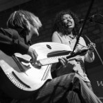 Jazz-Duo Boi Akih – Freie Klänge Festung Mark