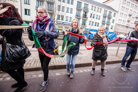10. Meile der Demokratie – Magdeburg 2018 –  Foto Wenzel-Oschington.de