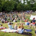 Wohnzimmerkonzerte Magdeburg –  Open Air im Glacispark