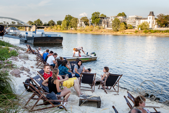 Riverside At Night – eine Sommernacht voller Musik –  Foto Wenzel-Oschington.de