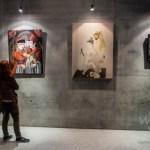 Vernissage – Brücken Fremder Flüsse – Herbstsalon –  Kunst im Funkhaus