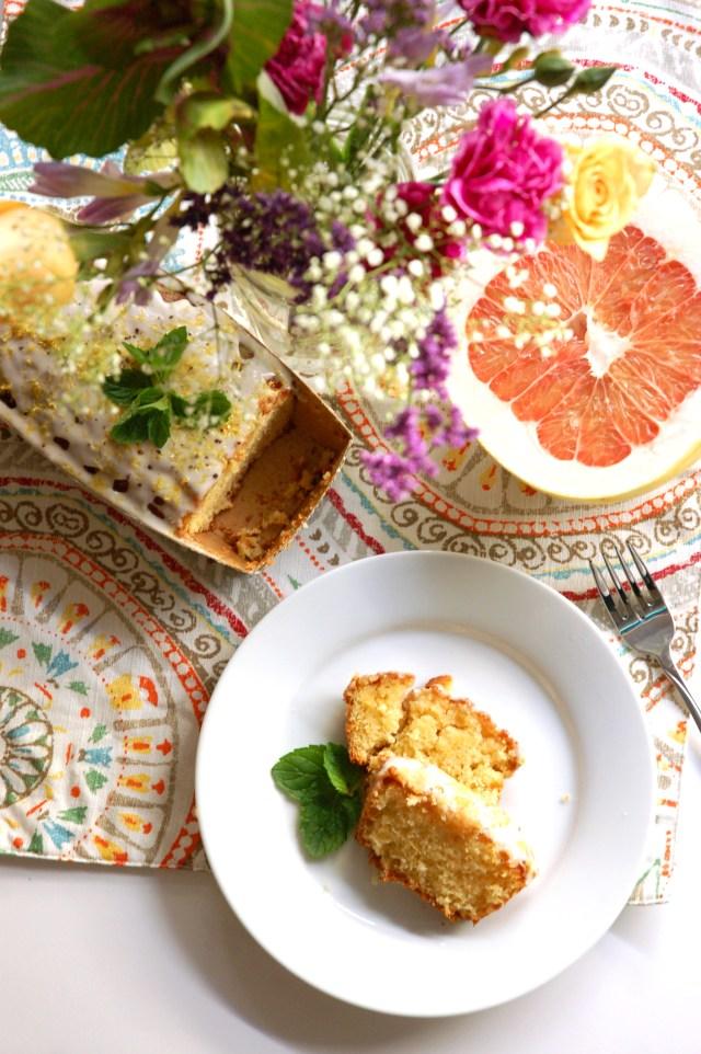 Pomelo Cake 1