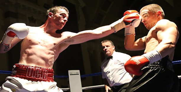 Joe Hughes v Anthony Upton (7)
