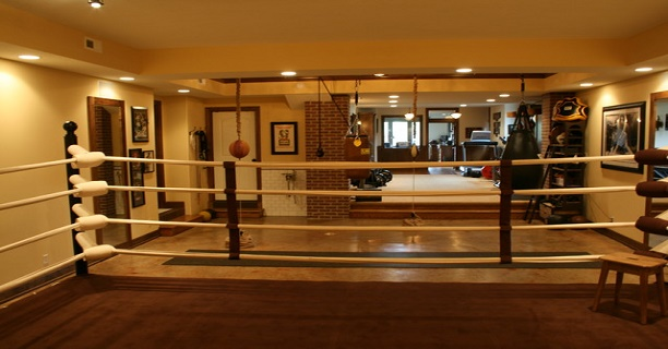 How to create your own amateur home boxing gym