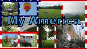 My America - Photo Collage
