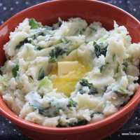 Colcannon - A Traditional Irish Halloween Dish