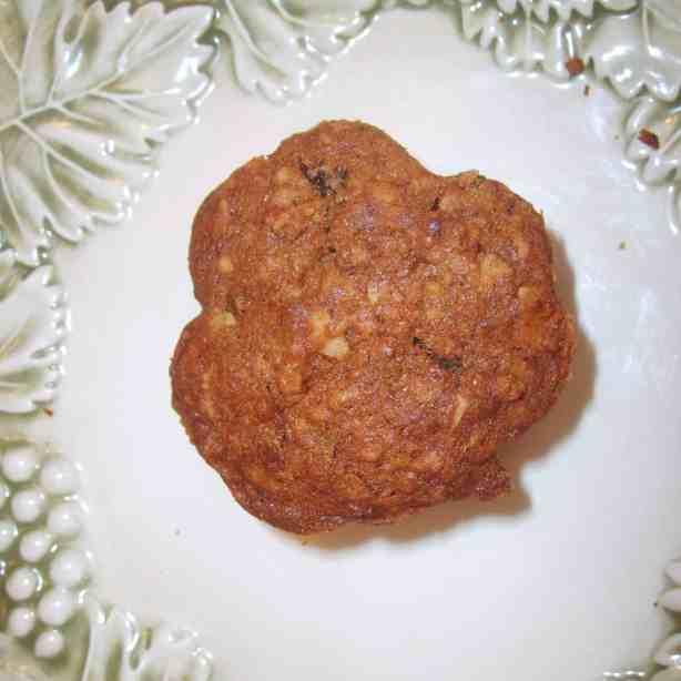 Shamrock Applesauce Muffin