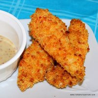 Homemade Chicken Tenders Or Chicken Goujons