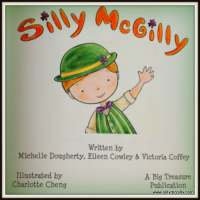 Silly McGilly Giveaway - Ireland's Magical Leprechaun