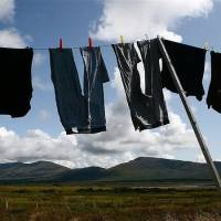 Rules Of The Irish Clothesline