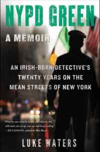 NYPD Green Book Cover