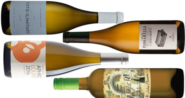Portuguese white wines: most are still relatively inexpensive and fit modern tastes perfectly