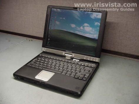 Toshiba Portege 3500