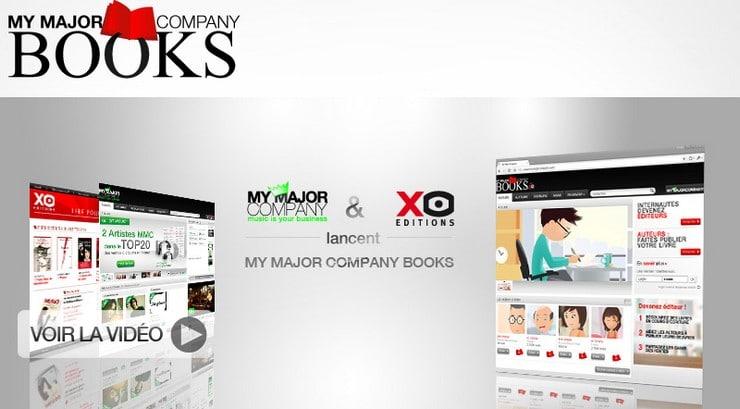 my major company books