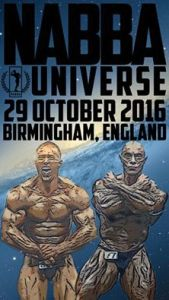 2016 NABBA Universe @ Symphony Hall | Birmingham | United Kingdom