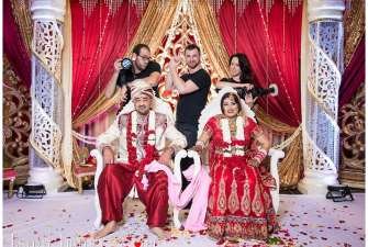 Toronto indian wedding