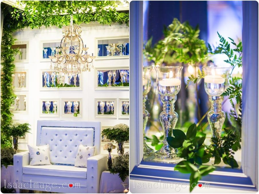 dream party wedding decor