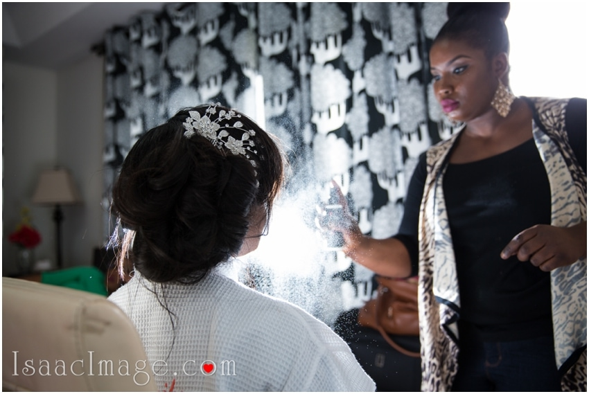 bridal make up hair
