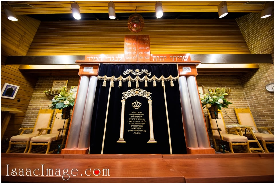 Bernard Betel Centre aron ha kodesh