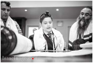 Chabad Thornhill Woods Bar Mitzvah ceremony
