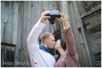McMichael Canadian Art Collection selfie
