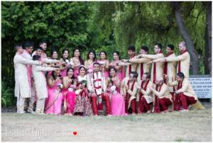 Toronto indian wedding