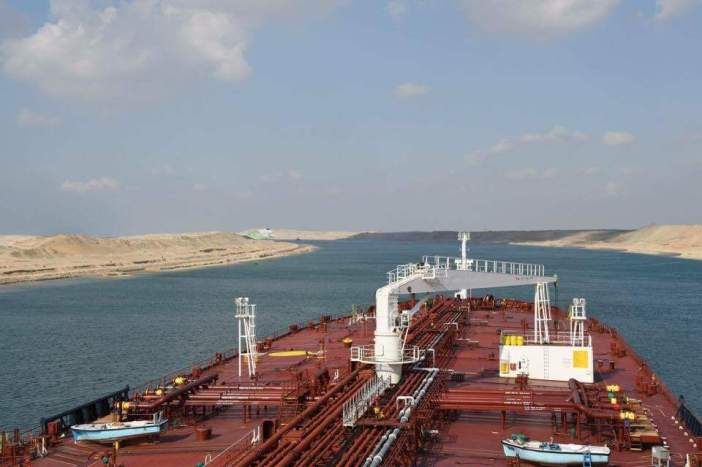 1. Suez canal. Credits to Vaggelis Litos