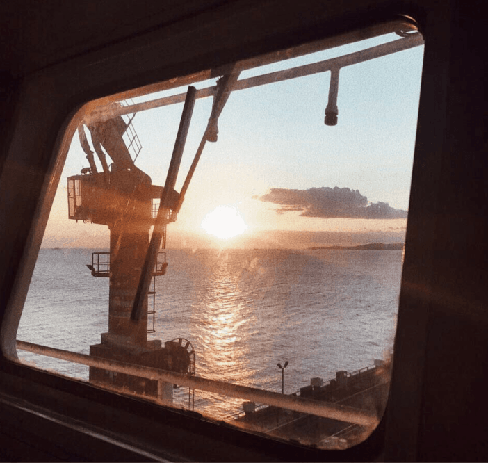 4. Window to the sea. Credits to Queensway Navigation