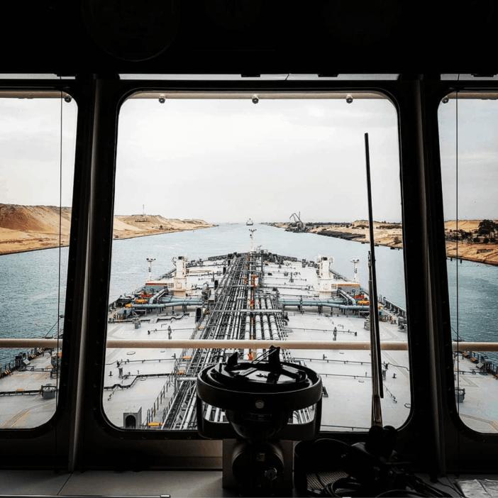 3. Suez Canal. Credits to Gio Ath
