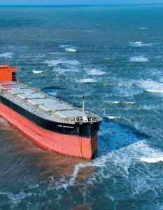 Μελέτη περίπτωσης σύγκρουση bulk carrier με αλιευτικό σκάφο (μια απο τις δυο)