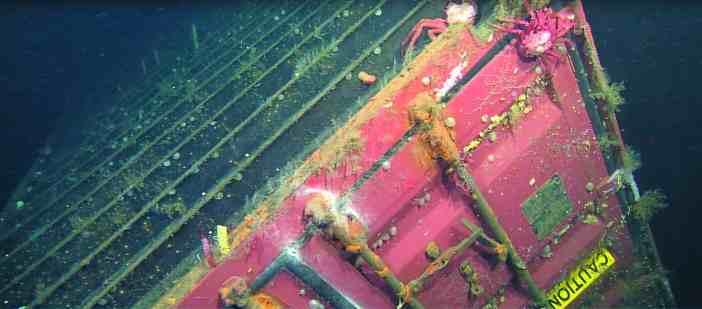 Εμπορευματοκιβώτια στη θάλασσα έρχονται κυρώσεις για τα πλοία και τους μεταφορείς (2η επιλογη)