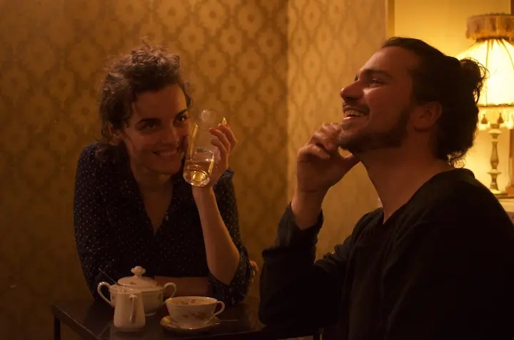 Auf einen Kaffee mit ... Me + Marie