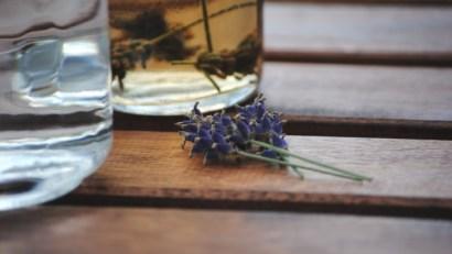 DIY Lavendelsirup