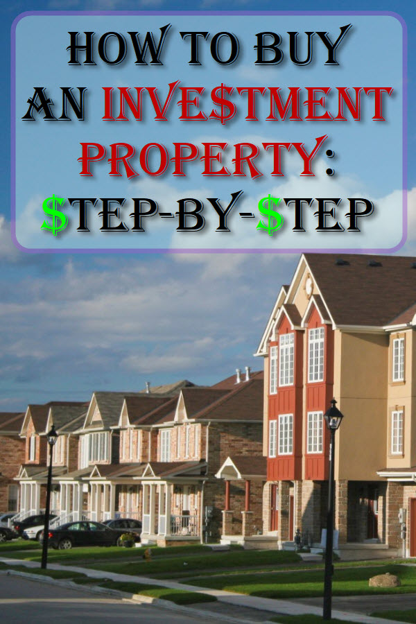 How To Buy An Investment Property: Step-By-Step