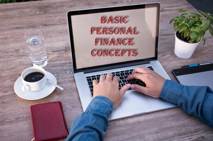 Basic Personal Finance Concepts