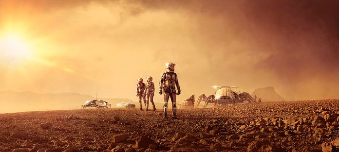 Emeklilikte Mars'tayız!