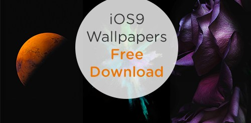 iOS9 wallappers free