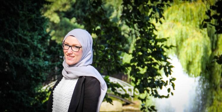 La experiencia del uso del Hijab  por primera vez