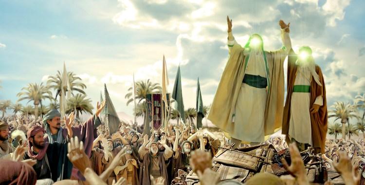 Ghadir. Perfección y Protección del Islam