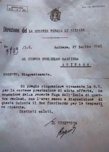 Foto Archivio Gianfranco Massidda 1946