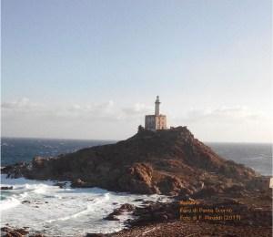 Asinara - Faro di Punta Scorno (photo f. piroddi 2017)