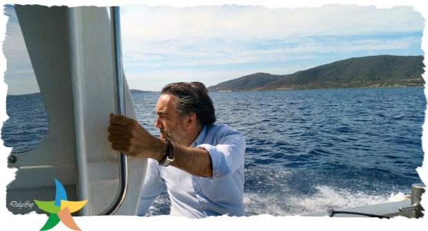 Il Direttore del Parco Nazionale dell'Asinara.