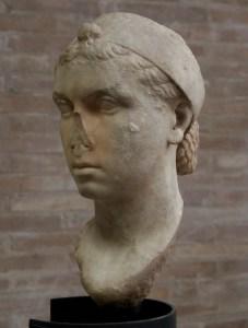 Cleopatra - Roma, Musei vaticani.