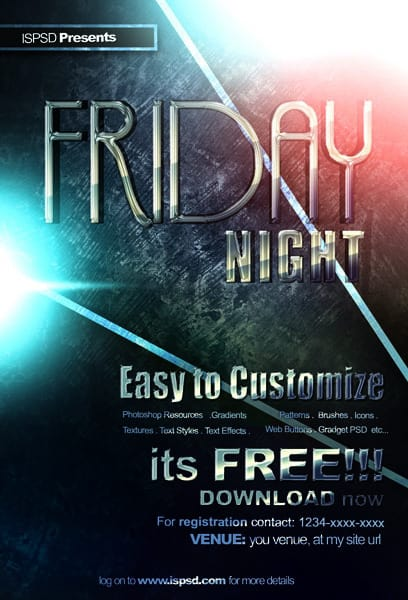 Friday-Night-Flyer
