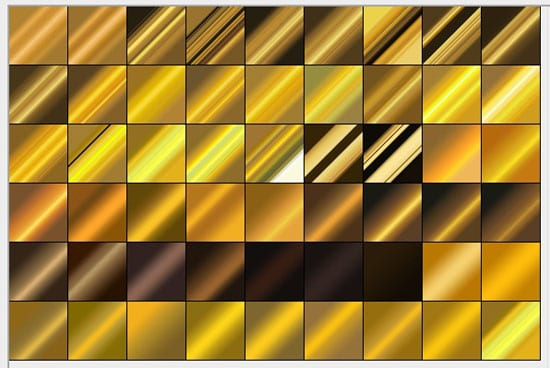 Gold Gradients GRD