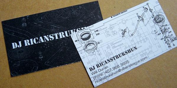 DJ Ricanstrukshun -